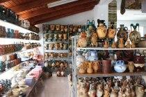 Сувениры на Крите - изделия гончаров