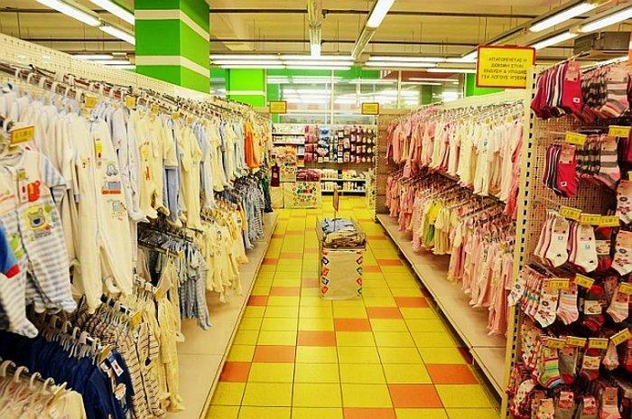 Детский магазин Jumbo