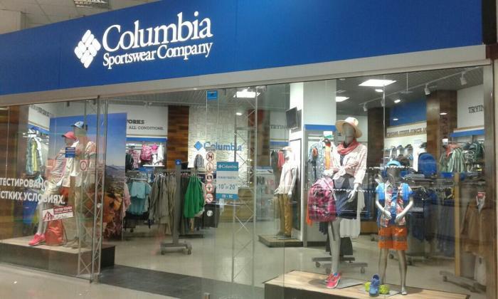 «Columbia» в Симферополе