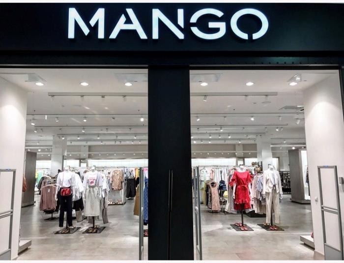 "Магазин ""Манго"" в Симферополе"