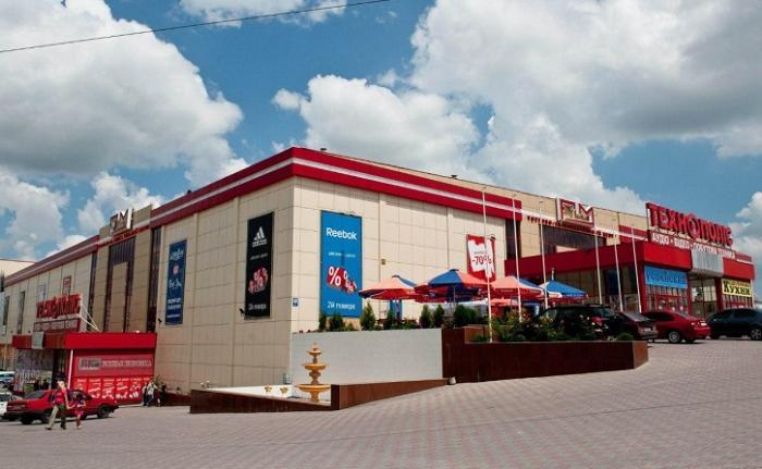 Торговый Центр FM в Симферополе