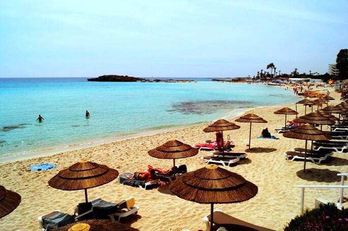 Кипр Айя-Напа отзывы 2018 Нисси бич