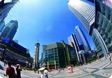 Торговый центр в Чунцине