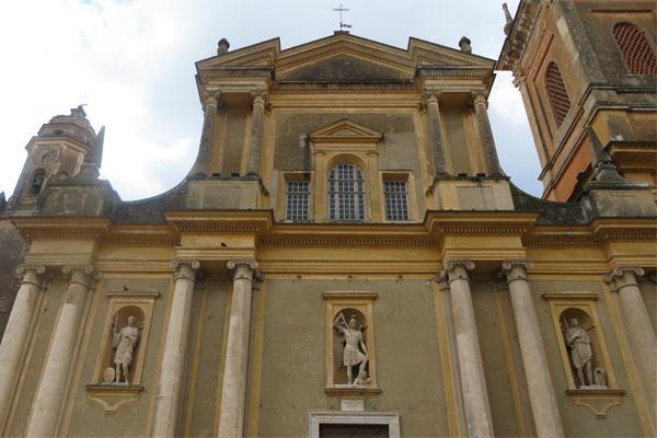 церковь Сен Мишель