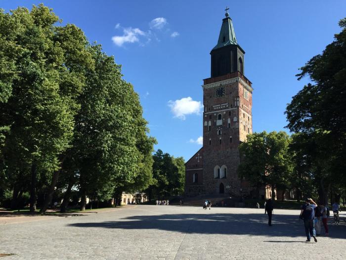 самый старый город в финляндии