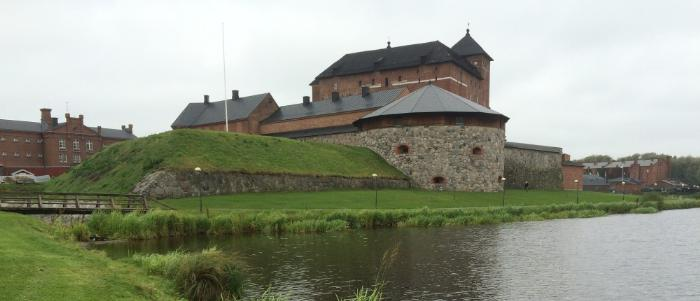 достопримечательности финляндия город крепость