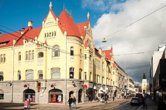 самые интересные города финляндии