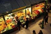 Продуктовый рынок «Lehel Teri piac»