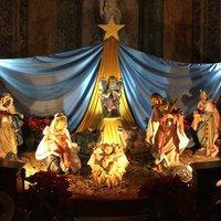 Рождественская сценка