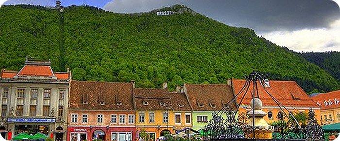 Брашов известен со средних веков