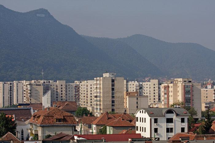 Современные районы Брашова