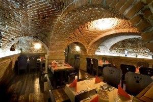 Ресторан «Sergiana» в Брашове