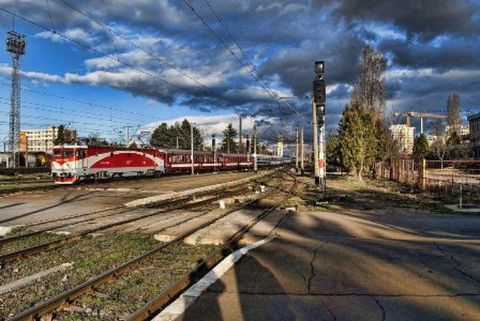 Поездом в Брашов