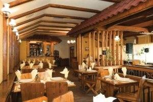 Рыбный ресторан «Casa Tudor»