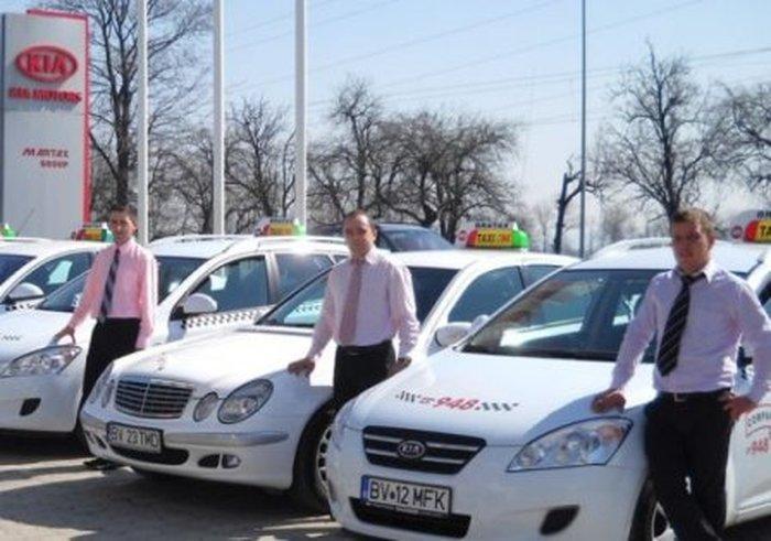 Такси в Брашове