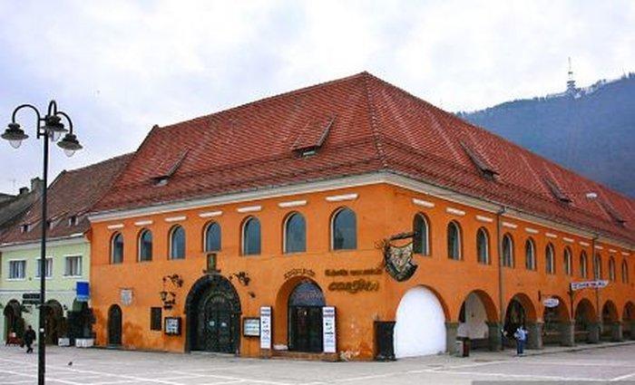 Ресторан «Сerbul carpatin» в Брашове