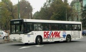 Городской транспорт Брашова - автобусы
