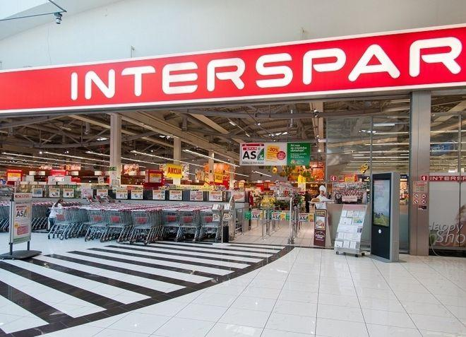 Торговый центр Interspar