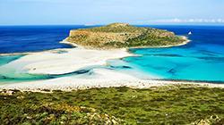 Пляж Balos. Фото: flickr.com/nturland