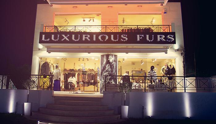 Luxurious Furs «Роскошные Меха»