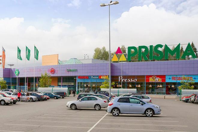 Торговый центр Graani