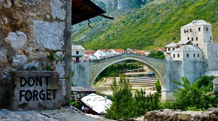 Мостар: Старый мост