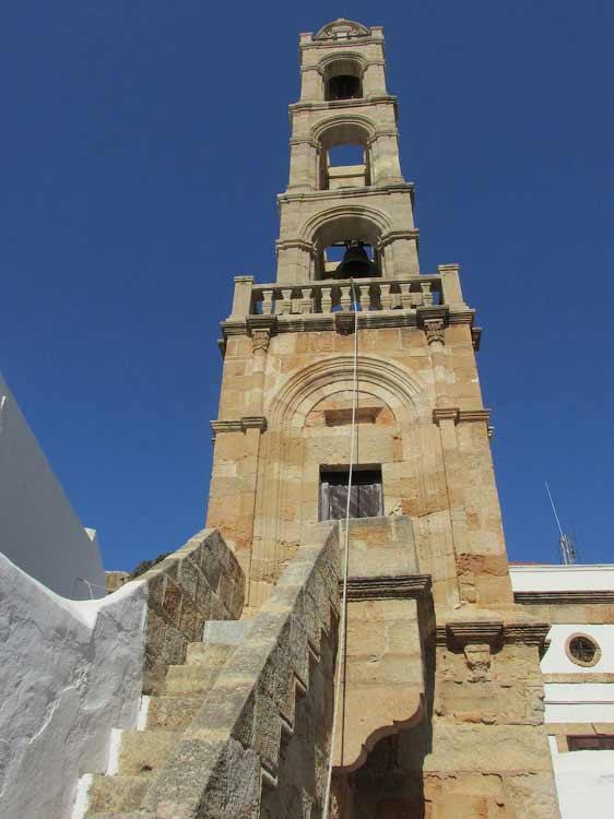 Храм Св. Ионанна, Родос