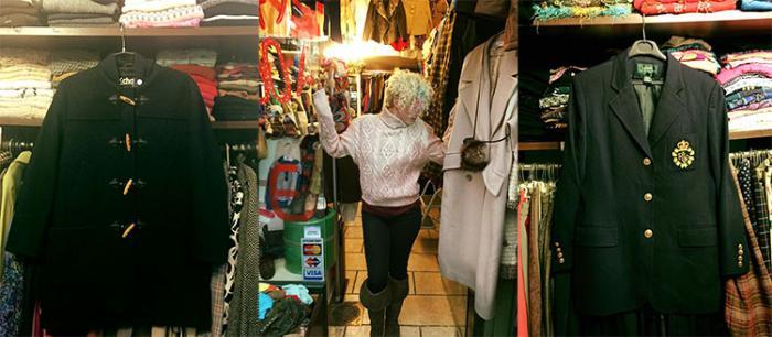 Магазин Nowme Vintage, Иерусалим — аутентичный оазис селекционного винтажа
