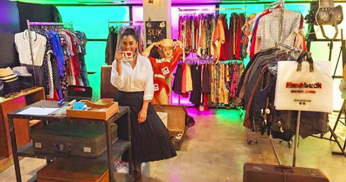 Магазин Flashback Vintage Store, Тель-Авив — современные веяния винтажных магазинов