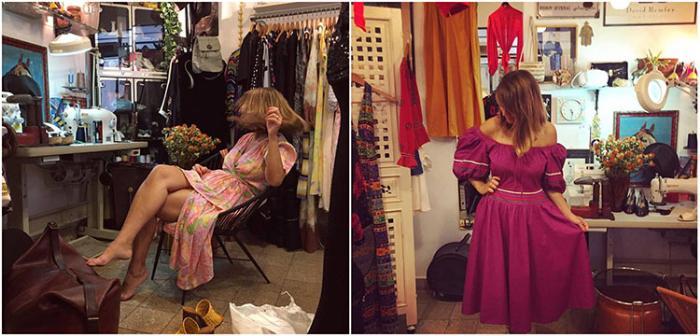 Kassima, Тель-Авив — не магазин, а мечта искушенной израильской модницы