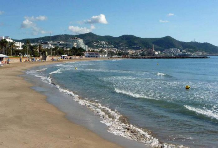 Riera Xica beach