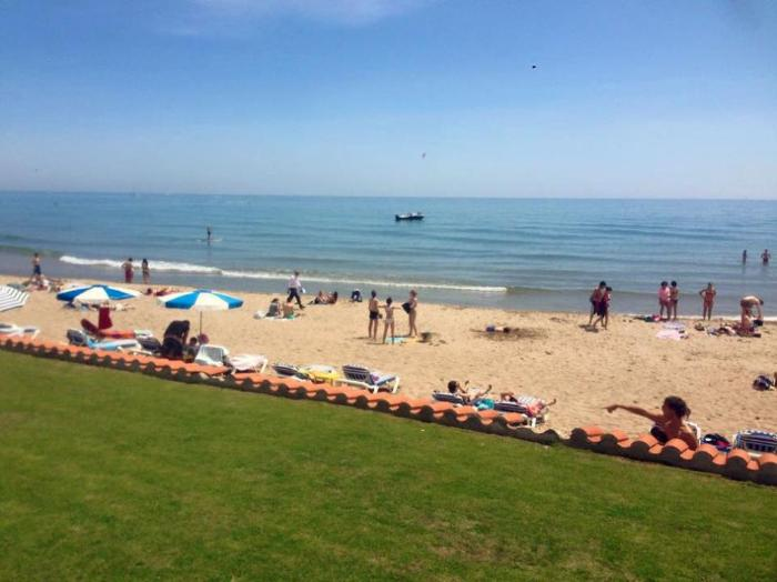 Bassa Rodona beach