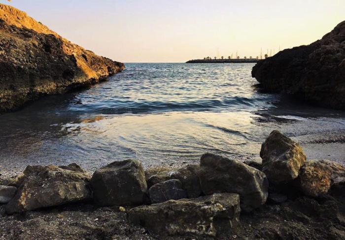 Пляж Aiguadolç