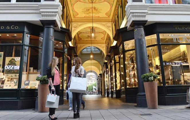 Особенности шоппинга в гамбурге