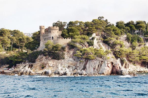 Замок Сант-Жоан.