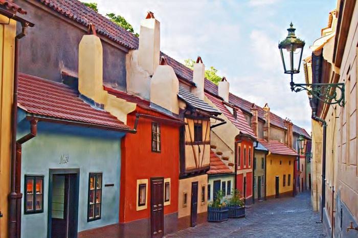 Золотая улочка, Прага.jpg
