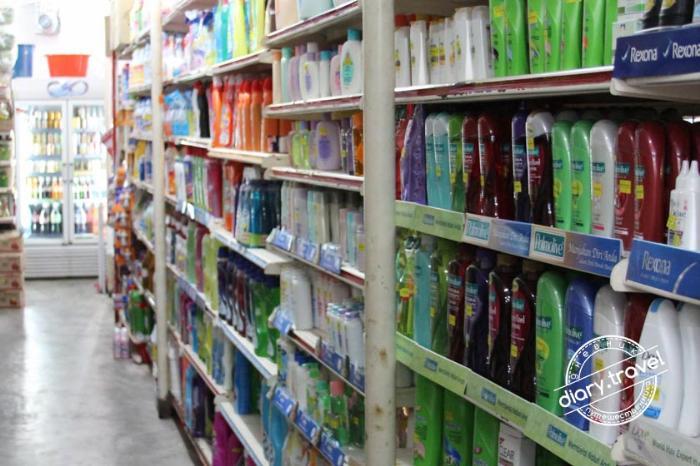 Магазины и цены на Лангкави
