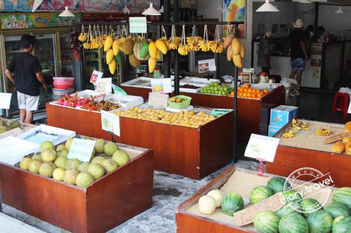 фото Магазины и цены на Лангкави