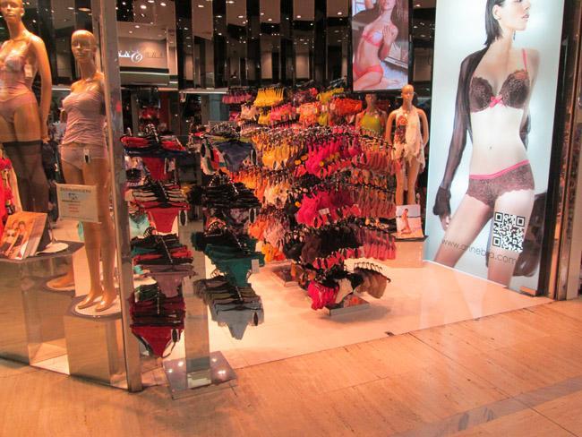 MBK_Center_BKK_lingerie_1st_floor