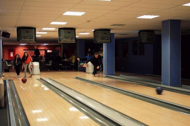 Спорт-центр Viru Bowling