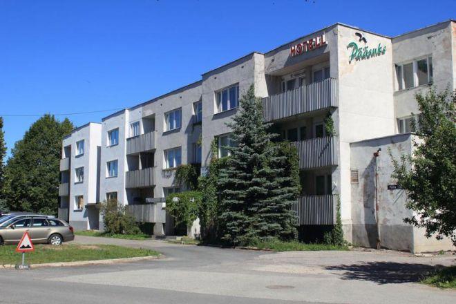Гостиница Pääsuke