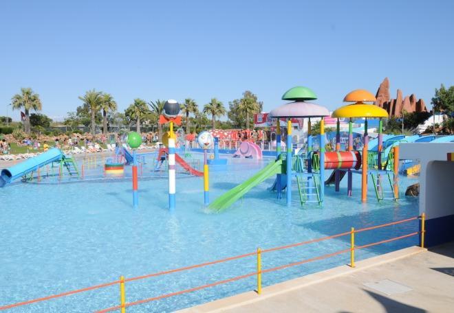 Slide and Splash для детей