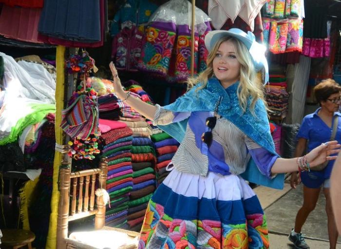 Текстильный рынок (район Гамарро)