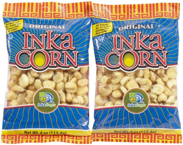 Перуанская инка-кукуруза