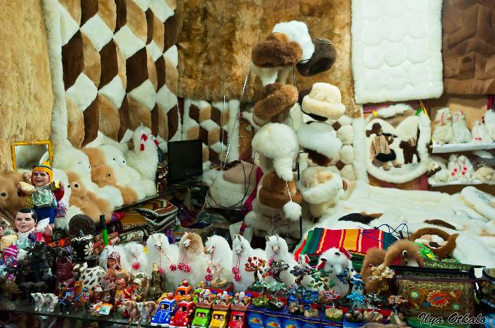 Сувениры-альпаки