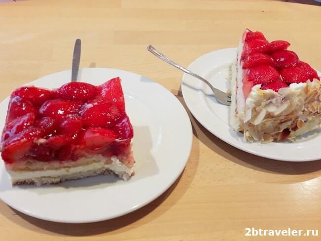 пирожные в регенсбурге