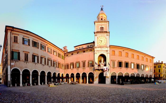 Колледж Сан Карло, Модена