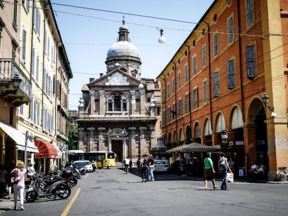 покупки в Модене