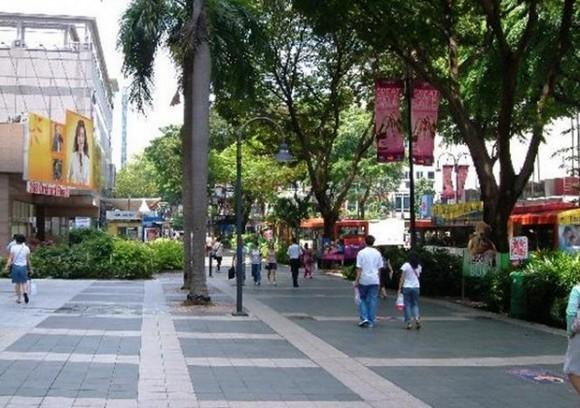 Лучшие места для шопинга в мире: Сад Кардамон, Сингапур