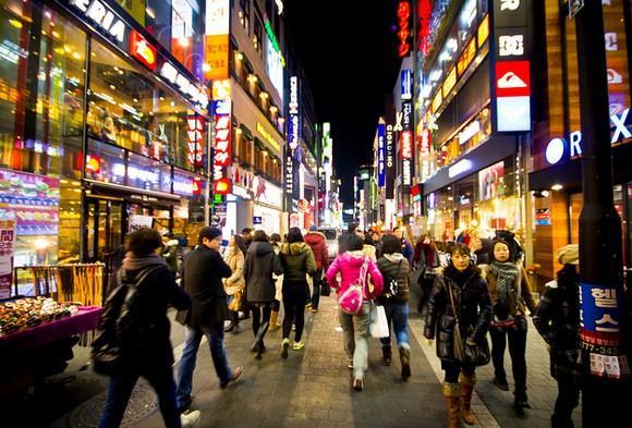 Лучшие места для шопинга в мире: Мендон